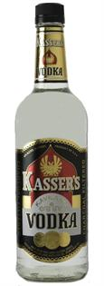 Kasser's Vodka 100 Proof 750ml - Case of 12